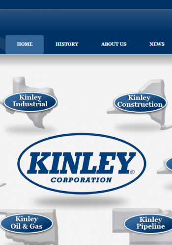 Kinley Corporation Website