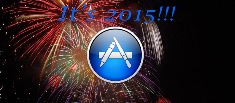 IT'S 2015!!! New Year's Resolution Apps