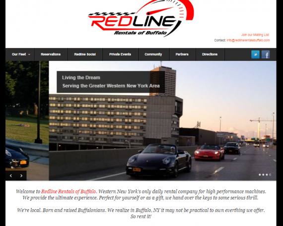 Redline Rentals of Buffalo